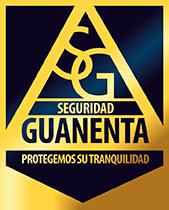 Logotipo Seguridad Guanenta